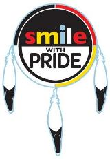Smile with PRIDE Logo Large